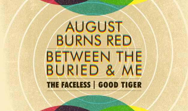 August Burns Red<br> Between The Buried And Me