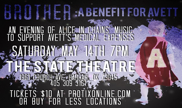 Brother: A Benefit for Avett