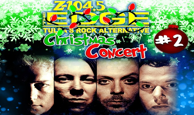 The EDGE Christmas Concert #2<br> Starring: Blue October