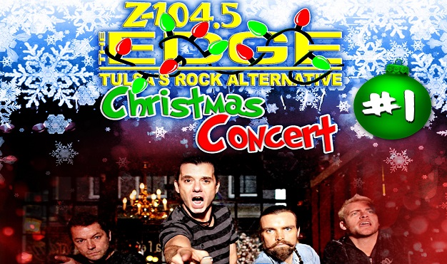 The EDGE Christmas Concert #1<br> Starring: BUSH