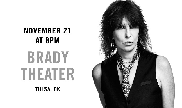 A Night With Chrissie Hynde