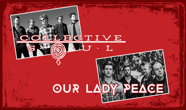Collective Soul and Our Lady Peace