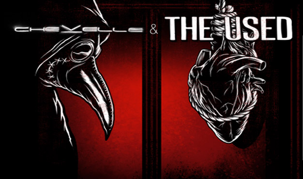 Chevelle and The Used