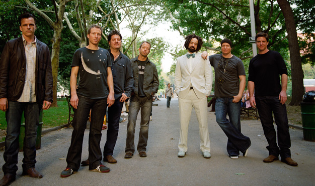Counting Crows: <br>Somewhere Under Wonderland Tour