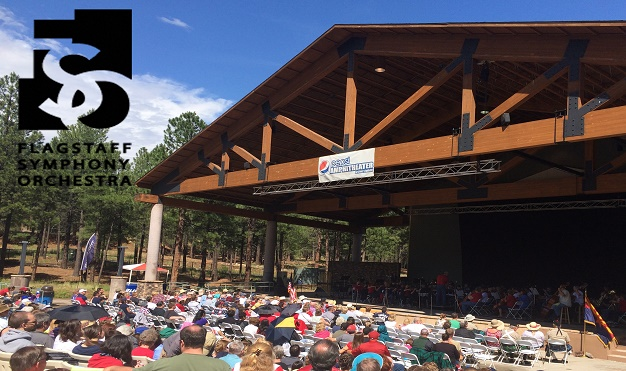 A FLAG FOURTH with the FLAGSTAFF SYMPHONY ORCHESTRA