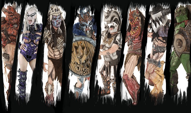 Gwar - Eternal Tour 2014