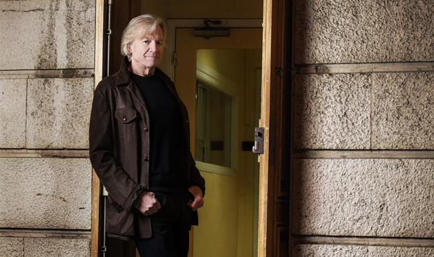 Justin Hayward Presents Stage Door