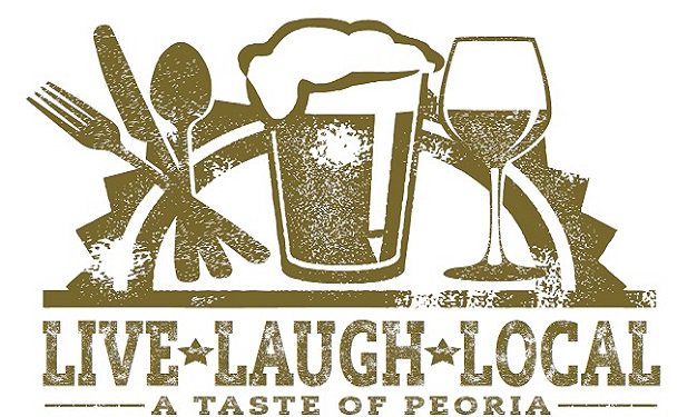 Live, Laugh, Local<br> A Taste of Peoria