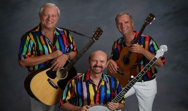 The Kingston Trio:<br>