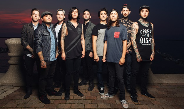 Sleeping With Sirens & Pierce The Veil - The World Tour