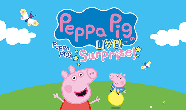 Peppa Pig Live!<br> Peppa Pig's Surprise!
