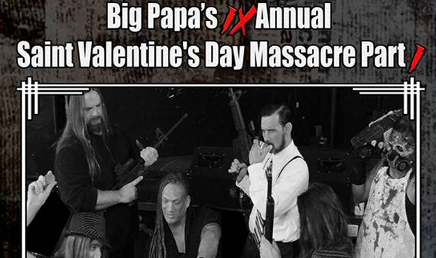 St. Valentine's Day Massacre Part I