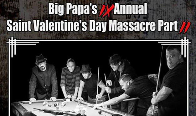 St. Valentine's Day Massacre Part II