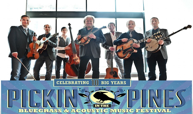 10th Annual Pickin in the Pines Bluegrass & Acoustic Music Festival