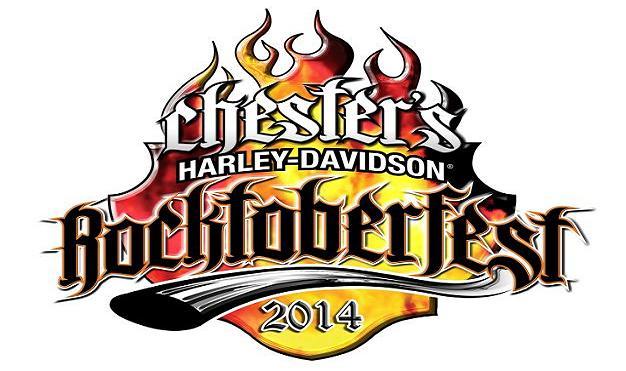 Chester's Harley-Davidson Rocktoberfest 2014