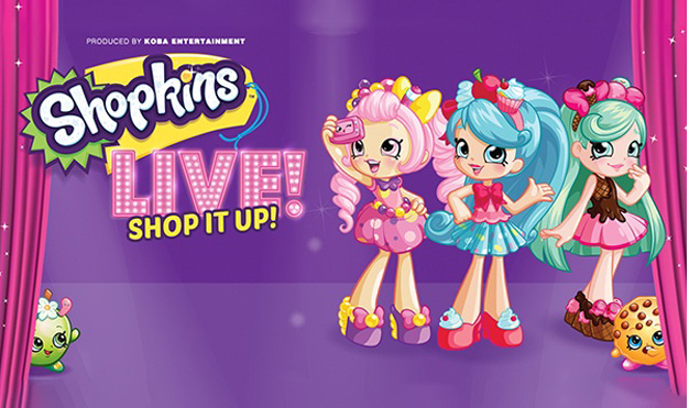 Shopkins Live! - Shop It Up