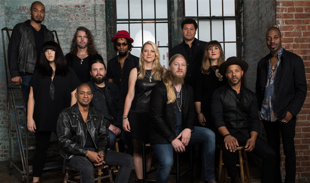 Wheels Of Soul Tour 2016<br> featuring Tedeschi Trucks Band