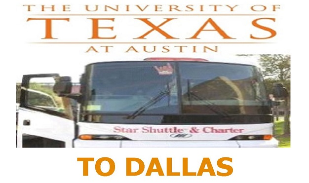 Texas Express - Austin To Dallas