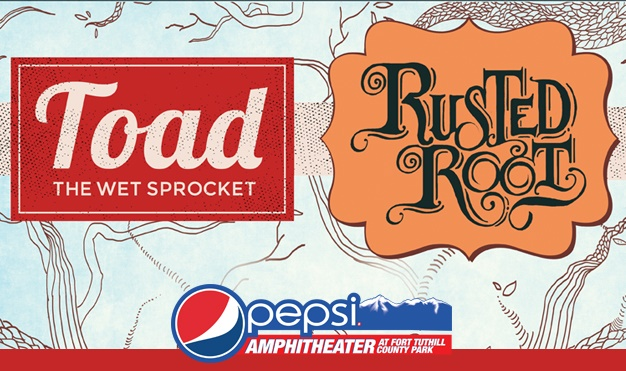 Toad the Wet Sprocket & Rusted Root