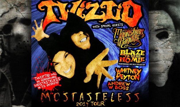 Twiztid: The Mostasteless 20th Anniversary 2017 Tour