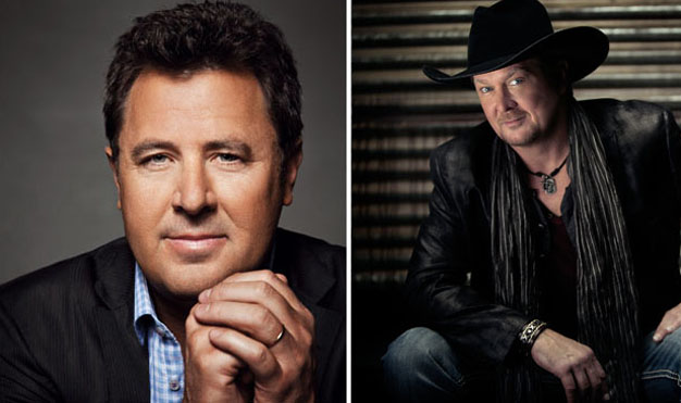 Vince Gill / Tracy Lawrence