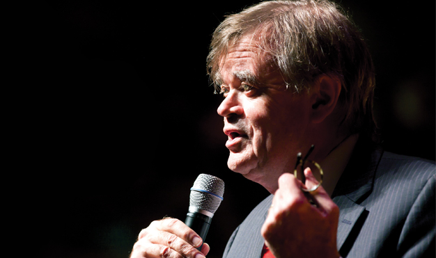 Garrison Keillor's Prairie Home<br> Love and Comedy Tour