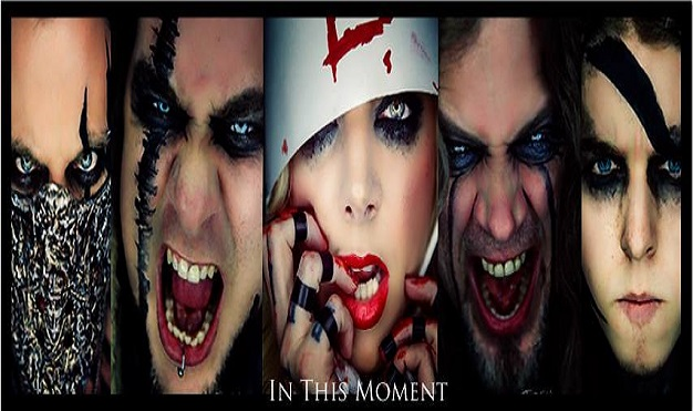 In This Moment: Black Widow Tour