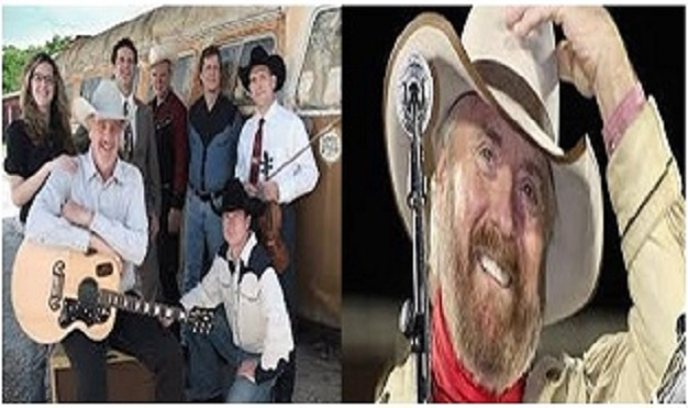 2 Show Package - <br>Michael Martin Murphey + Asleep At The Wheel