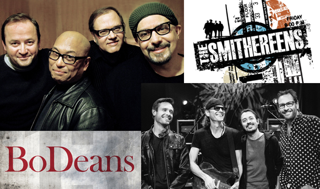 BoDeans & Smithereens