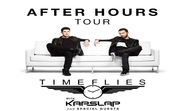 Timeflies<br>The After Hours Tour
