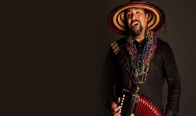 Mardi Gras Madness: Terrance Simien & the Zydeco Experience