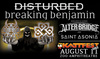 Disturbed / Breaking Benjamin