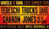 Wheels of Soul 2015 Summer Tour <br>Tedeschi Trucks Band