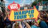 VANS WARPED TOUR<br>PRESENTED BY JOURNEYS