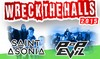 WRECK THE HALLS 2015<br>featuring: Saint Asonia & Pop Evil