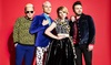 Neon Trees - FIRST THINGS FIRST TOUR